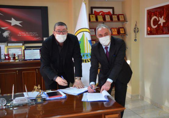 Alaplı Belediyesi ile Belediye-İş Sendikası arasında 2 yıllık toplu iş sözleşmesi imzalandı.