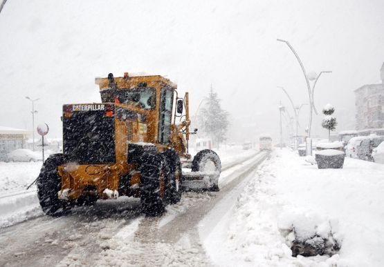 Meteoroloji Genel Müdürlüğü, 14.02.2021 Pazar gününden itibaren İlçemizde yoğun kar yağışı ve sıcaklıkların mevsim normallerinin altına düşeceği uyarısı yapmaktadır.