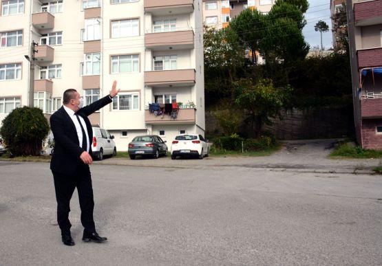 Alaplı Belediye Başkanı Nuri Tekin, korona virüs salgını süresince sürdürülen çalışmaları yerinde inceledi.