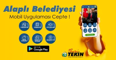 Alaplı Belediyesi, mobil cihazlarla belediye hizmetlerine kolayca erişimi sağlayacak yeni bir uygulamayı hizmete sundu.